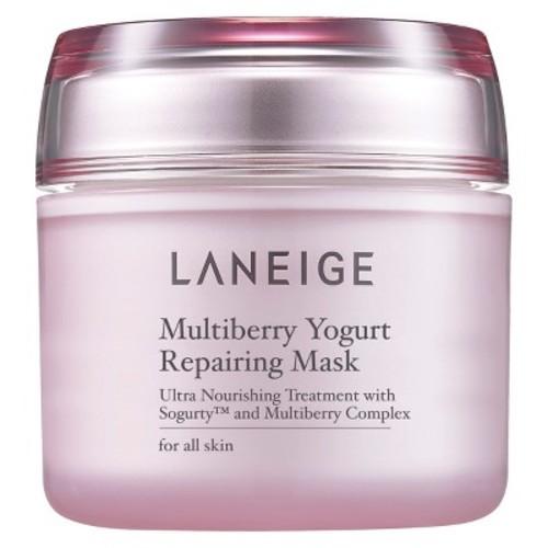 Laneige Multiberry Yogurt Repairing Mask - 80 ml