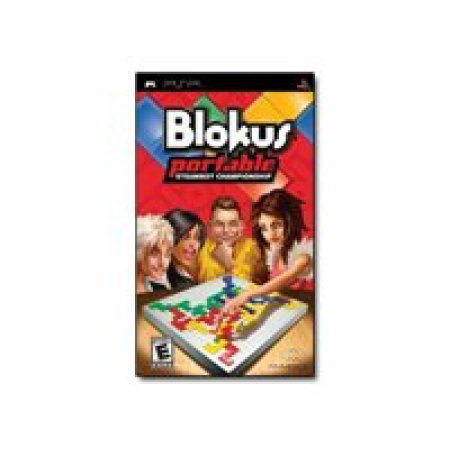 Majesco Blokus Portable: Steambot Championship (PSP)