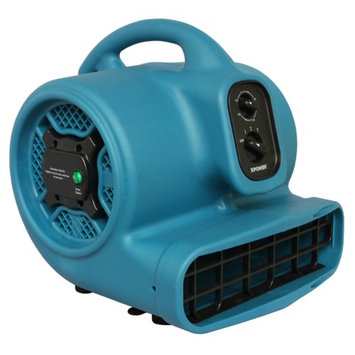 XPower P-450NT 3 Speeds Air Mover w/ Negative Ion Generator, Refillable Scent Cartridge & 3-Hour Tim