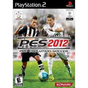 Microsoft Corp. PES 2012: Pro Evolution Soccer - PlayStation 2