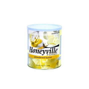 Powdered Butter - 2.25 Pound Can