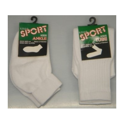 Ddi Kids White Sock Combination #2 (Pack Of 144)