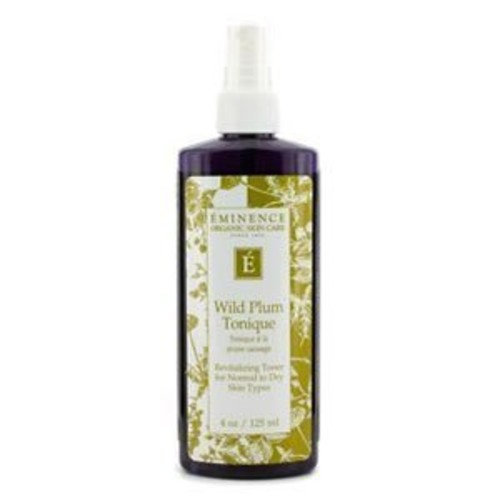 Eminence Cleanser 4 Oz Wild Plum Tonique (Normal To Dry Skin) 406 For Women by Eminence Organic Skin Care