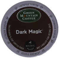 Green Mountain Coffee - Green Mountain Coffee, Dark Magic (Extra Bold), 96-Count K-Cups for Keurig Brewers