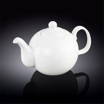 Wilmax 994017 800 ml Tea Pot White - Pack of 24