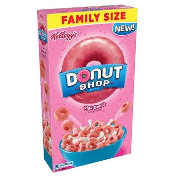 Kellogg Sales Co License Donut Shop Strawberry Cereal 16 Oz