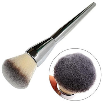 CoKate Powder Brush, 1PC Portable Cosmetic Powder Blush Foundation Makeup Brus.