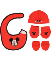 Fisher-price Mickey Mouse 'The Star' 4-Piece Accessories Set - red, 0 - 6 months