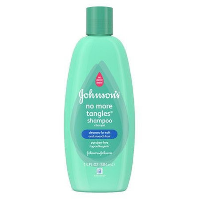 Johnson's® Baby No More Tangles 2-In-1 Formula Shampoo