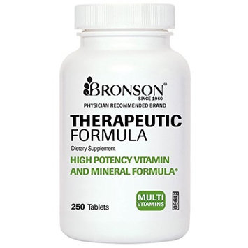 Bronson Vitamins Therapeutic Formula
