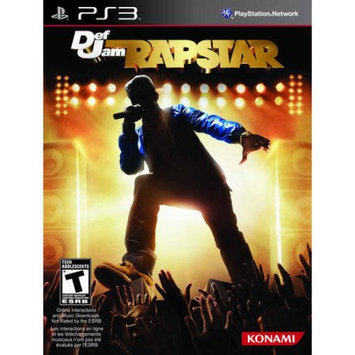 Microsoft Corp. Def Jam Rapstar PRE-Owned (PlayStation 3)