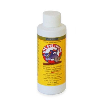 Bye Bye Odor 4oz Concentrate by Spalding