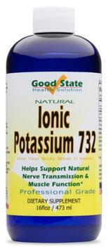 Good State Ionic Potassium 700 (700 Mg of Ionic Potassium Per Serving. 32 Servings Per Bottle)