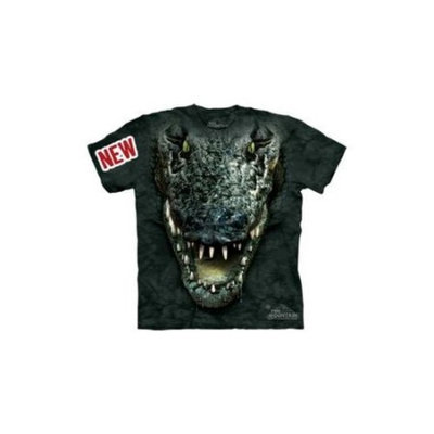Gator Head Adult T-Shirt by The Mountain - 10-3355