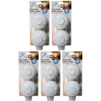 Mommy's Helper Door Knob Safety Cover - 10 Count