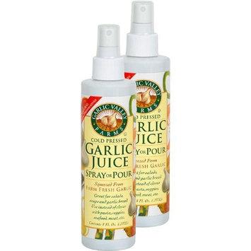 Garlic Juice Spray or Pour