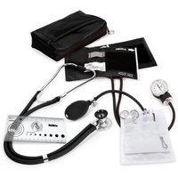 Prestige Medical Aneroid Sphygmomanometer with Sprague Rappaport Nurse Kit Color: Burgundy