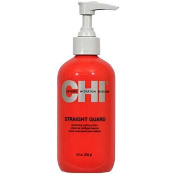Straight Guard Smoothing Styling Cream - CHI - Hair Care - 200g/8.5oz