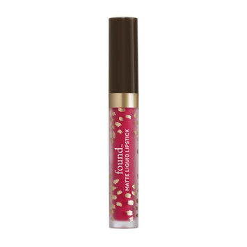 Hatchbeauty Products FOUND Matte Liquid Lipstick with Evening Primrose Oil, 230 Rosehip, 0.11 fl oz