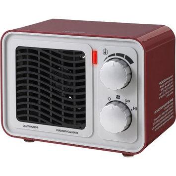 Sunbeamr Retro Heater, Red SFH5264MR-UM