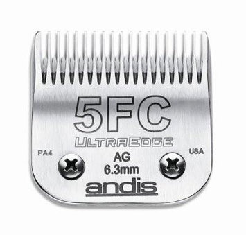 Andis ULTRAEDGE BLADE SIZE 5FC 'Ctg: DOG PRODUCTS - DOG GROOMING - CLIPPERS/PARTS'