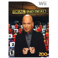 Zoo Games Deal Or No Deal (Wii) - Pre-Owned