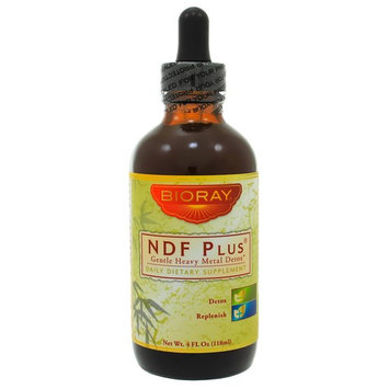Bioray NDF Plus - Heavy Metal Detoxifier - 4 oz