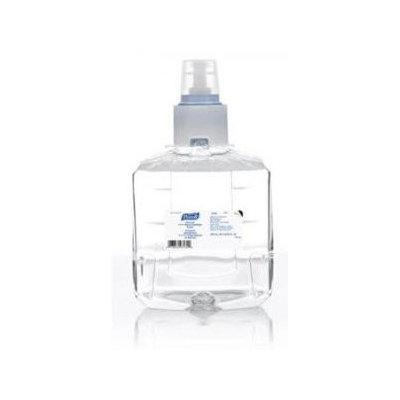Purell Advanced Hand Sanitizer 1200 mL Alcohol (Ethyl) Foaming Dispenser Refill Bottle, Case of 2, 2 Pack (4 Total)