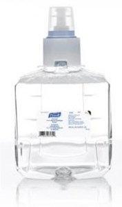 Purell Advanced Hand Sanitizer 1200 mL Alcohol (Ethyl) Foaming Dispenser Refill Bottle, Case of 2, 6 Pack