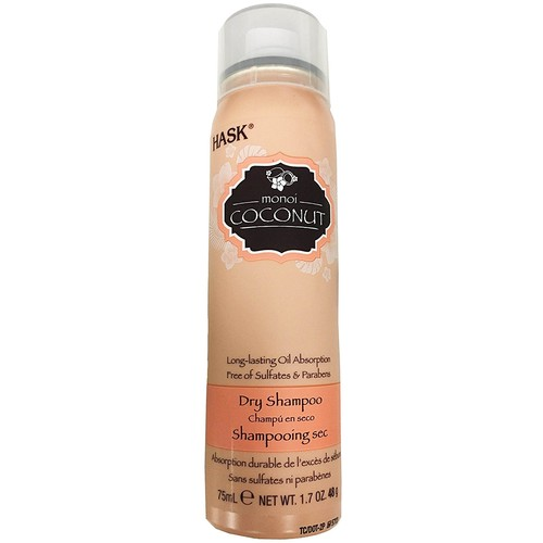 Hask Monoi Coconut Dry Shampoo, 1.7oz
