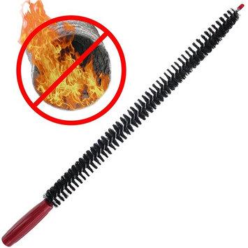 Vanitek 26-Inch Long Flexible Dryer Vent Cleaner & Refrigerator Condenser Coil Brush Auger Lint Remover