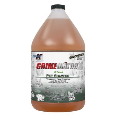 Double-k-industries Groomers Edge GRIMEinator Shampoo Gallon Concentrate 32:1