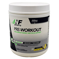 NutriForce Sports Pre-Workout, Coconut Pineapple, 25 Servings