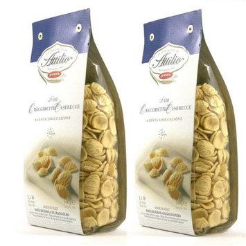 Granoro Attilio 288436 500 g Orecchiette Caserecce Pasta Pack of 12