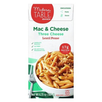 Modern Table® Three Cheese Mac & Cheese Lentil Pasta - 8oz