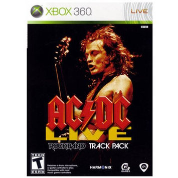 Mtv Games Ac/Dc Live Rock Band Track Pack (Xbox 360) - Pre-Owned