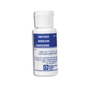 Geritrex Benzoin Compound 2oz liquid
