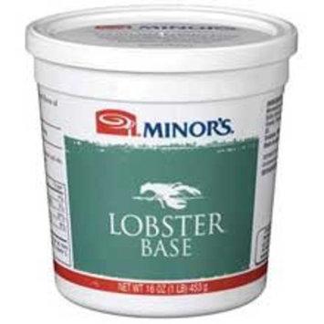 Nestle Minors Lobster Base, 1 Pound - 6 per case.