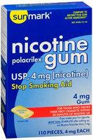 sunmark Nicotine Gum