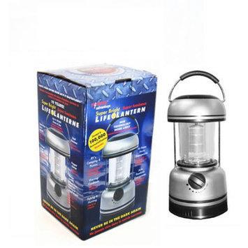 12 LED Life Lantern Silver