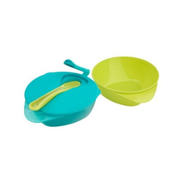 Tommee Tippee Easy Scoop Bowls with Lid/Spoon - Pack of 2 - Colour May Vary
