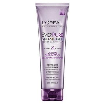 2 Pk. L'Oréal Paris EverPure Sulfate Free Rosemary Volume Shampoo, 8.5 fl. oz.