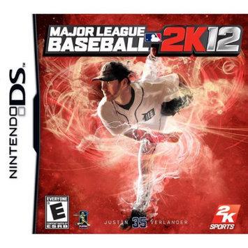 2k Sports Major League Baseball 2K12 - Nintendo DS