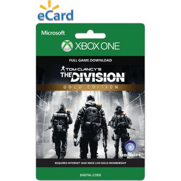 Incomm Tom Clancy The Division Gold Edition (Xbox One) (Email Delivery)