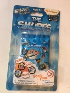 Supergooddeals.com The Smurfs Scan Swappz Coins