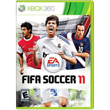 EA FIFA Soccer 11 Xbox 360