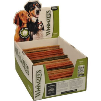 Paragon Pet Products-Whimzees Stick Display- Assorted Large-50 Piece