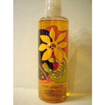 Bath & Body Works Cool Citrus Lily Shower Gel 8 oz