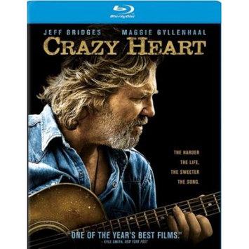 Tcfhe Crazy Heart Blu-ray