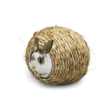 Kaytee Roll-A-Nest Grassy Hideout Small Animal Resting Place, Large